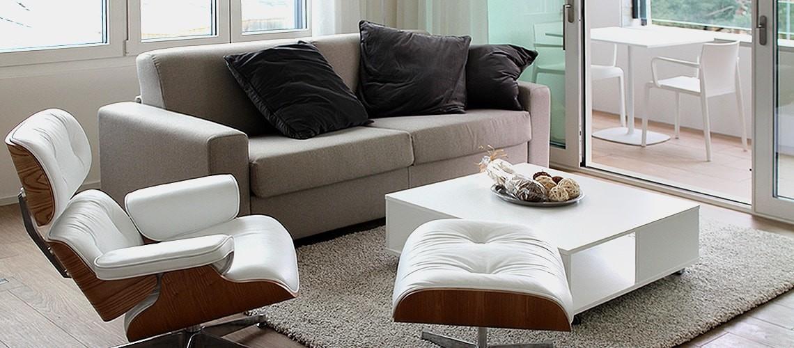 Smart living lugano smart living lugano appartamenti e for Appartamenti arredati moderni