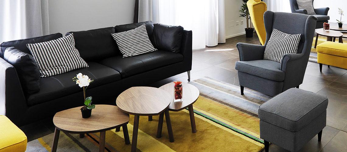 Smart Living Lugano - Appartamenti e residenze in affitto a Lugano - Sala Comune