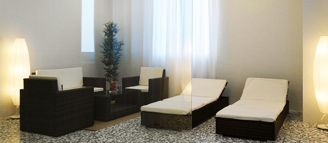Smart Living Lugano - Appartamenti e residenze in affitto a Lugano - Wellness Area