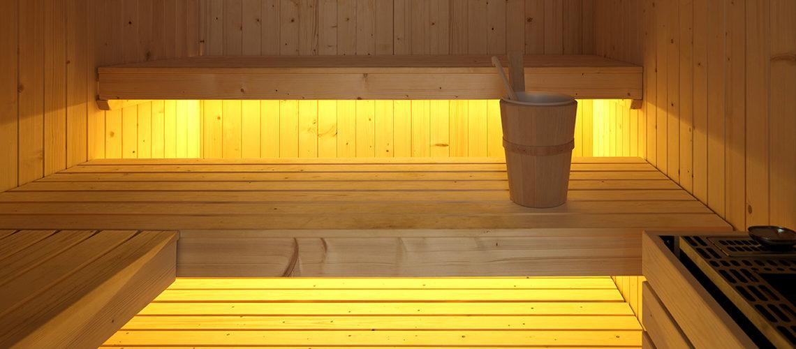 Smart Living Lugano - Appartamenti e residenze in affitto a Lugano - La Sauna